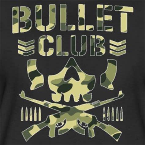Kaos Bullet Club Bc 4 Live shop bullet club t shirts spreadshirt
