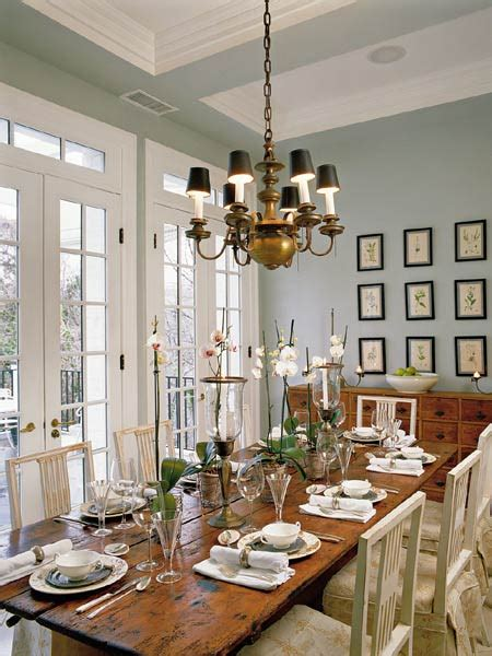 bm blues french edition dining room