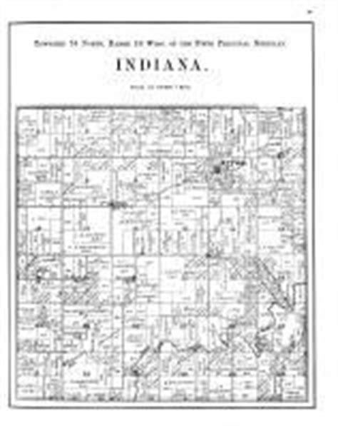 Marion County Indiana Number Search Indiana Attica Atlas Marion County 1901 Microfilm Iowa Historical Map