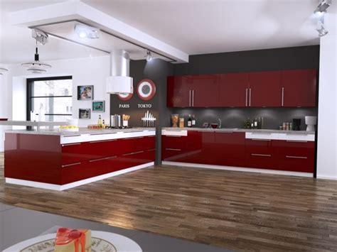 le de cuisine moderne cuisines int 233 gr 233 es cuisines ven 231 oises cuisine moderne