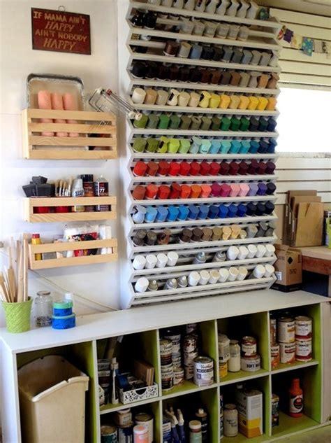 Airbrush Paint Rack by Woodshop Organization Spray Paint Rack Reality Daydream