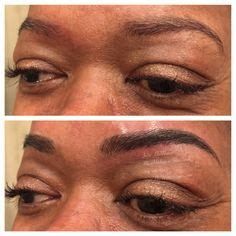 semi permanent tattoo 6 months 1000 images about microblading eyebrows by julie nguyen