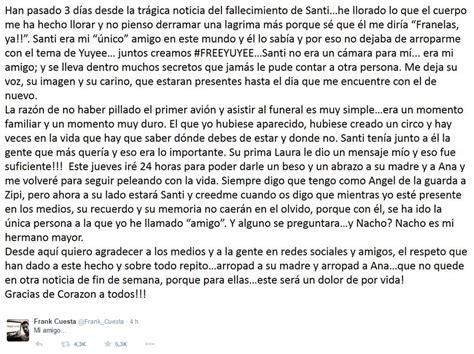 carta de despedida de un padre falecido a su hijo reflexin el blog que te har 225 pensar carta de frank de la jungla a