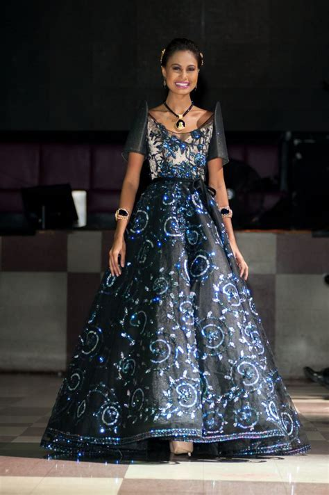 52 best Formal Filipino Gowns images on Pinterest