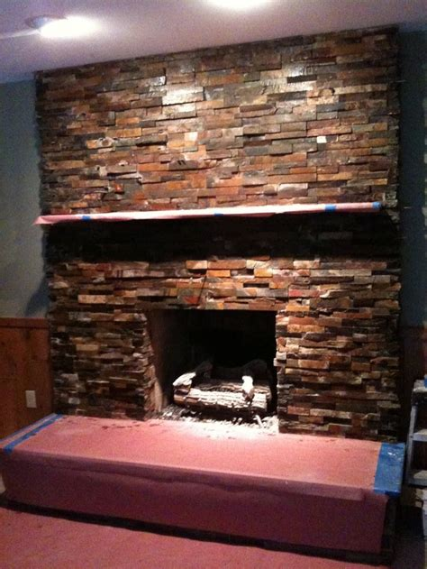 14 best images about fireplace on slate
