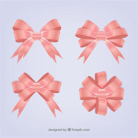 decorative bows decorative bows vector free