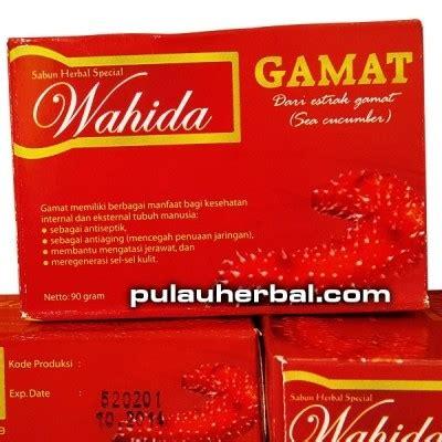 Sabun Wahida Gamat Emas sabun wahida gamat sabun gamat jual beli obat herbal