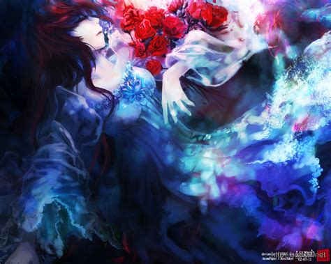 anime wallpaper hd 1280x1024 anime wallpapers original art drowning dream 1280 x 1024