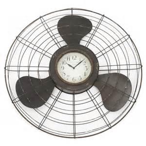 Large Wall Clocks Propeller Large Wall Clock
