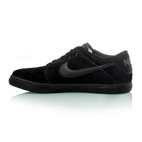 nike mens sneaker boots nike suketo 2 leather mens casual shoes black
