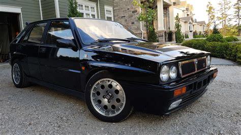 Lancia Ebay 1991 Lancia Delta Integrale Is A Ebay Find