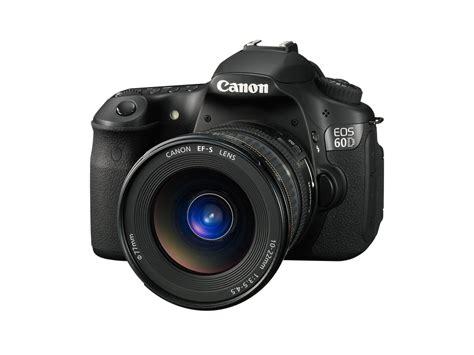 Kamera Canon Seri 60d canon eos 60d зеркальные камеры новости фототехники