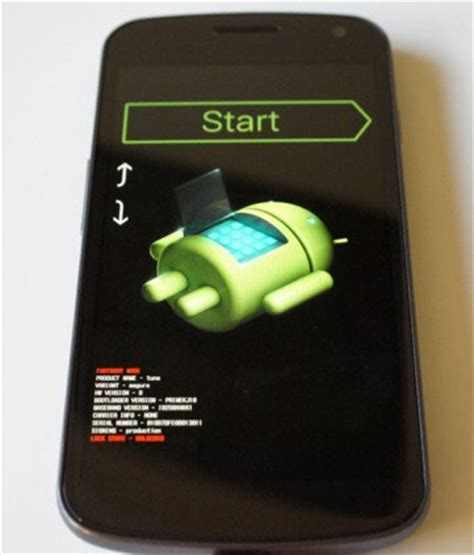 android fastboot galaxy nexus firmware upgrade on ubuntu manual digital nomad