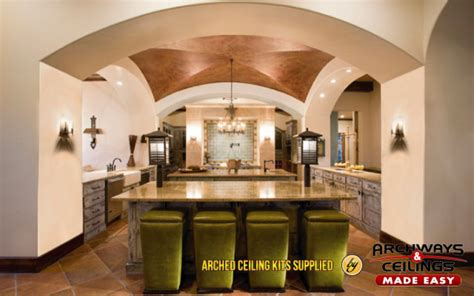 archways and ceilings arched ceilings contemporary kitchen dallas by