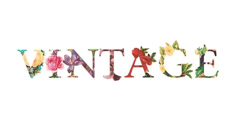 freebie vintage amp eroded floral font the artistry