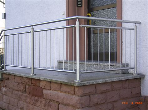 metall balkongeländer balkongel 228 nder und zaunelemente metallbau radnitz