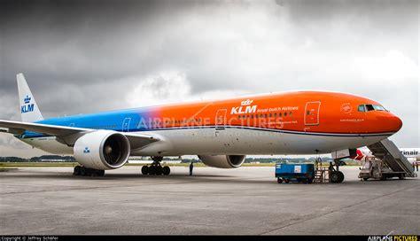 Bva Search Ph Bva Klm Boeing 777 300er At Amsterdam Schiphol Photo Id 736015 Airplane