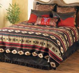 cimarron southwest bedding collection home decor in western style