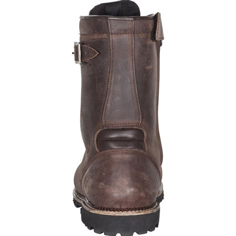 grande boots spada pilgrim grande leather motorcycle boots new