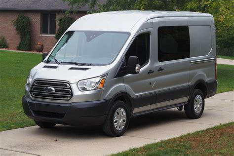 2016 ford transit 2016 ford transit 250 medium roof review autoguide