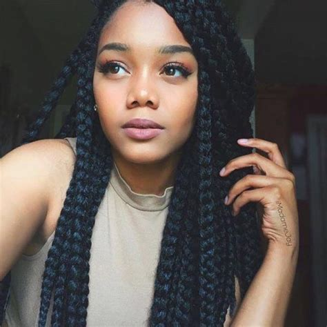 braids to scape the 411 on box braids why they re great and how to wear