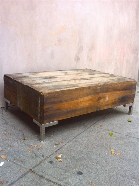 For Sale Antiques Com Classifieds Crate Coffee Table For Sale