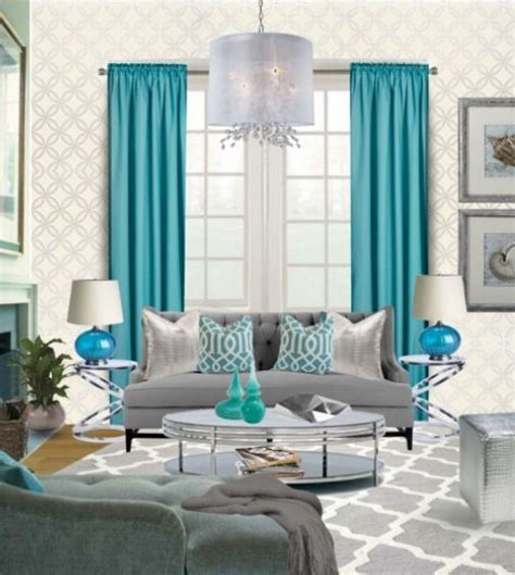 Teal Curtains For Living Room 25 Best Ideas About Teal Living Rooms On Family Room Decorating Interior Design