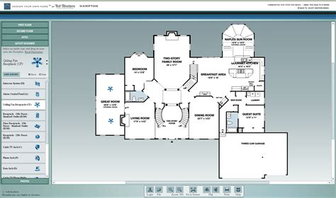 design your own home plans the benefits of a customized home toll talks toll talks