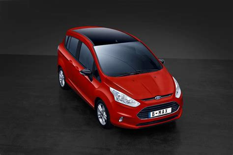 ford b max gets 140 ps 1 0 ecoboost new trim level