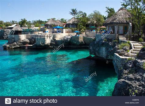 rock house negril rock house resort in negril jamaica stock photo royalty free image 38179126 alamy