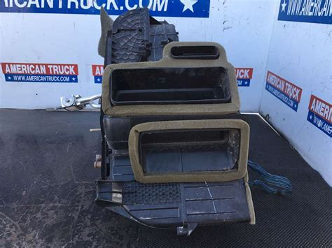 used motor heater used heater box it s missing blower motor for 2016