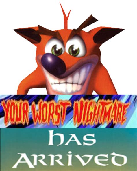 Crash Bandicoot Meme - crash is back crash bandicoot know your meme