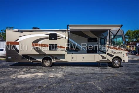rv rentals atlanta 187 2018 coachman mirada 35bhf rv rental