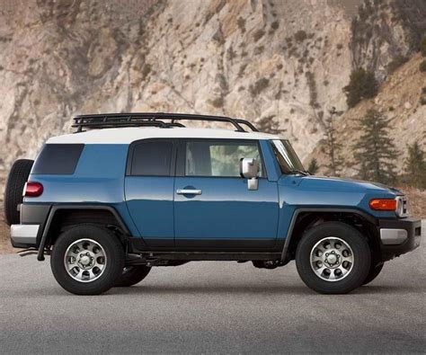 toyota fj 2017 toyota fj cruiser could be the last of the line
