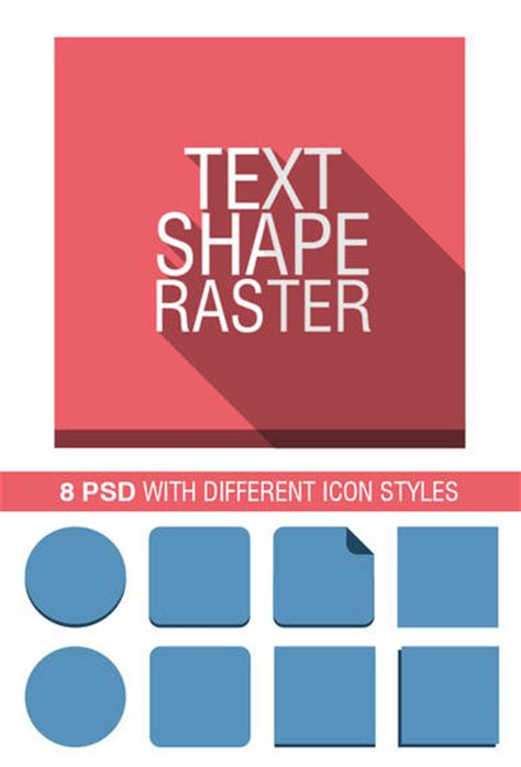 flat design font generator flat icon generator vector download