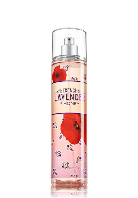 Mad About You Lotion 236ml bath and works mist lavender honey 236ml