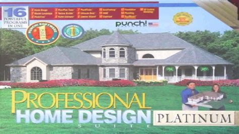 punch home design youtube home design punch pro youtube