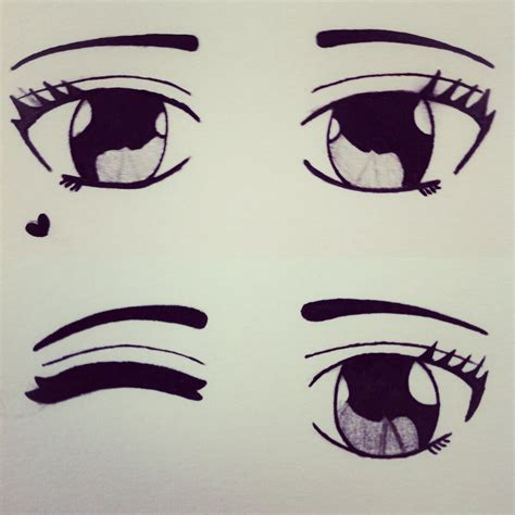 pin anime eyes drawing on pinterest