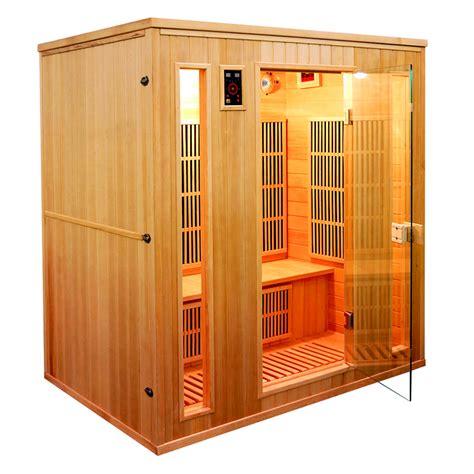 piscinex sauna athena sauna infrarouge ath 233 na 4 places