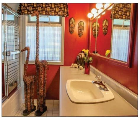 safari bathroom ideas pin by amy s world on safari bathroom pinterest