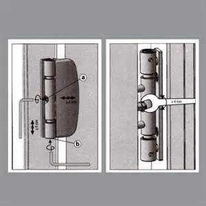 upvc door flag hinge adjustment adjust pvc door