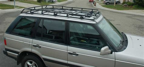 Range Rover P38 Roof Rack by Custom Offroad Fabrication Page 2