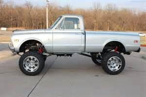 1969 Chevy Truck Wheels Buy Used 1969 Chevy C10 Truck Bed 4x4 Lifted 350 4
