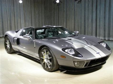 2006 ford gt specs 2006 ford gt x1 genaddi edition data info and specs