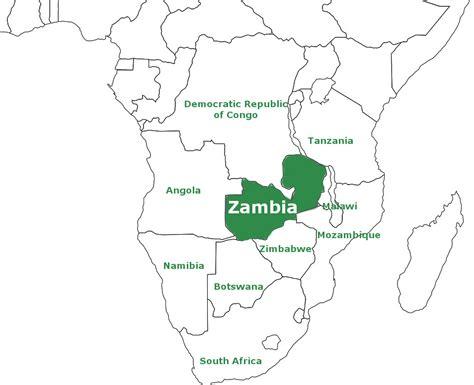 zambia geography   zambia whats  zambia