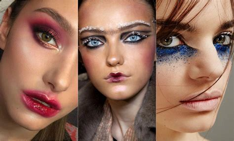 artistic makeup trends 2018 10 parades fashion