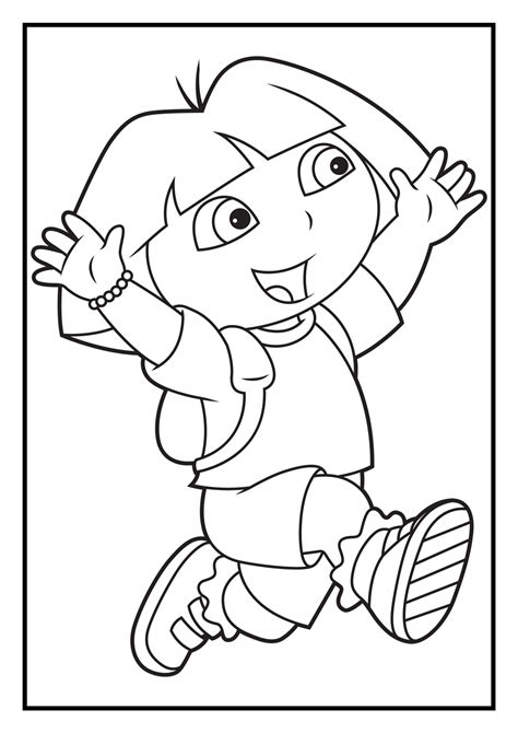 dora coloring games for free namtien co