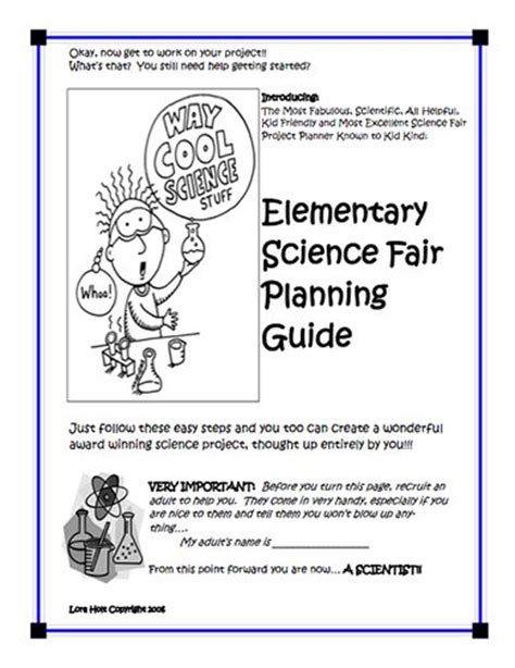 Middle School Research Paper Packet by Middle School Science Fair Packets Science Fair 2 Jpgscience From Start To Finish Teaching And