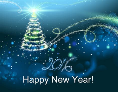 merry and happy new year in free vector merry free vector