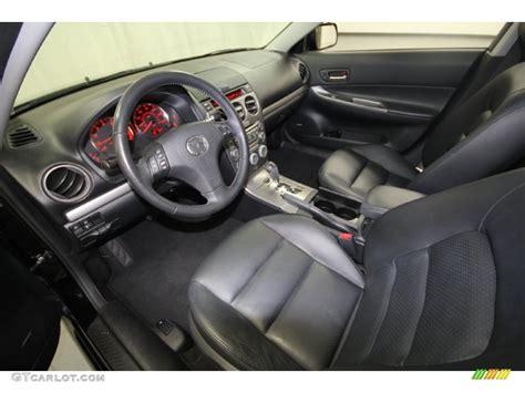 Mazda 6 Wagon Interior by Black Interior 2005 Mazda Mazda6 S Grand Touring Wagon